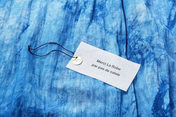 pas de calais × Merci  コラボコレクション「Merci La Robe」発売